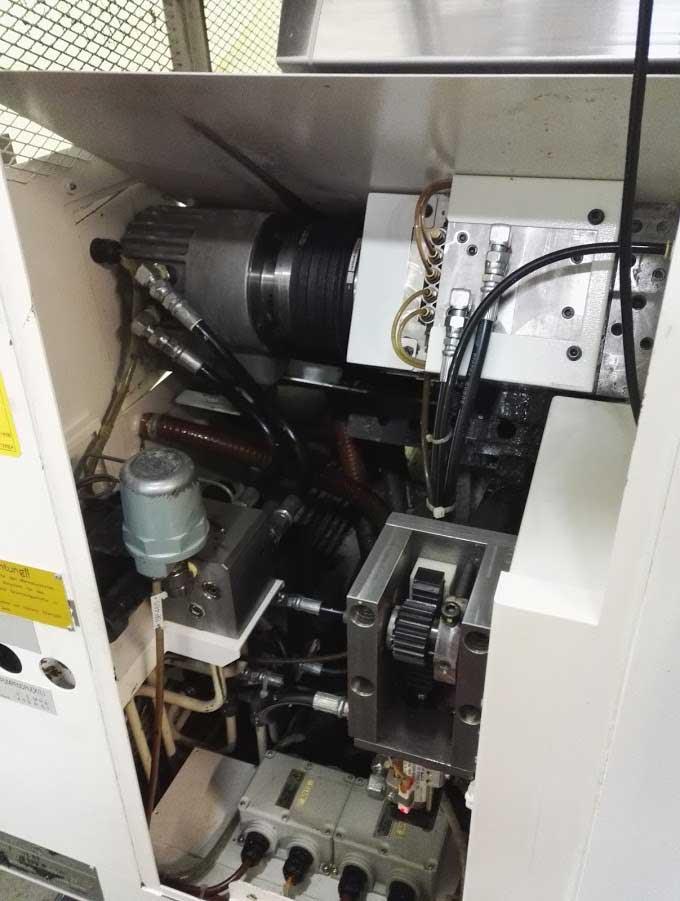 industrijsko čiščenje strojev čist stroj